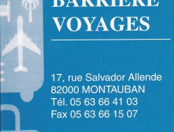 BARRIERE VOYAGES