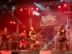 Groupe Ladies Ballbreaker