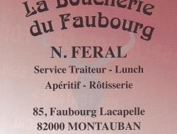 Boucherie du Faubourg N.FERAL