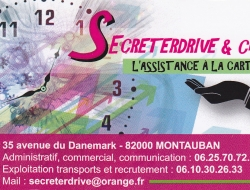 Secreterdrive & Cie