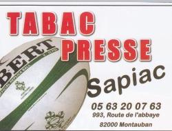 TABAC PRESSE Sapiac
