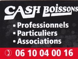 CASH BOISSONS