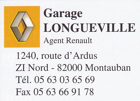 garage longueville agent renault montauban festivit s. Black Bedroom Furniture Sets. Home Design Ideas