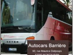 Autocars R. Barrière