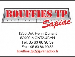 BOUFFIES TP