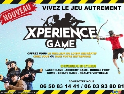 XPERIENCE GAME