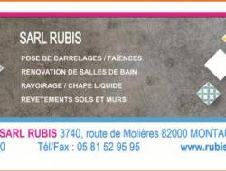SARL RUBIS